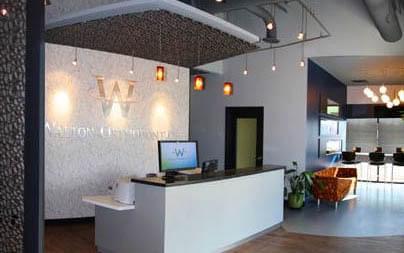 walton office