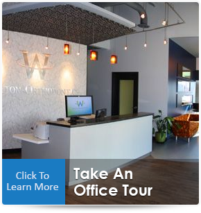 tour walton orthodontics office