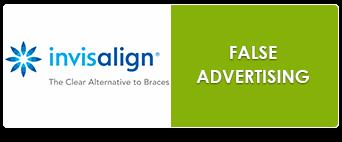 invisalign false advertising